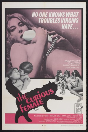 The Curious Female - Movie Poster (thumbnail)
