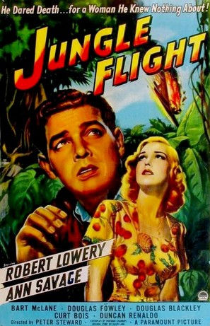 Jungle Flight - Movie Poster (thumbnail)