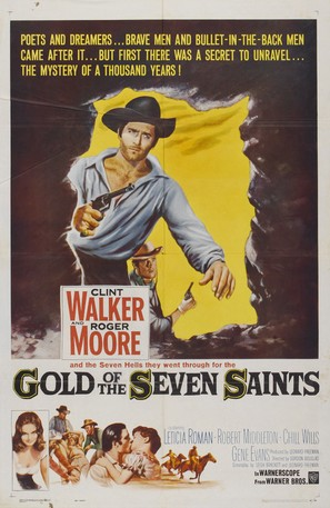 Gold of the Seven Saints - Movie Poster (thumbnail)