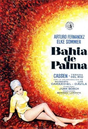Bahía de Palma - Spanish Movie Poster (thumbnail)