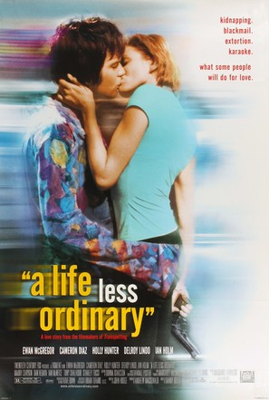 A Life Less Ordinary - Movie Poster (thumbnail)