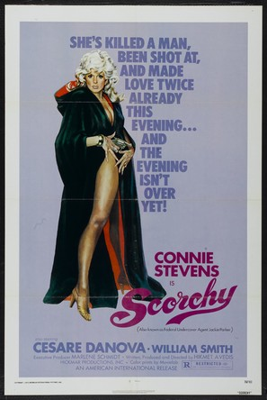 Scorchy - Theatrical poster (thumbnail)