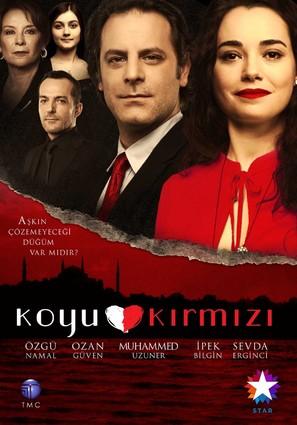 """Koyu Kirmizi"""