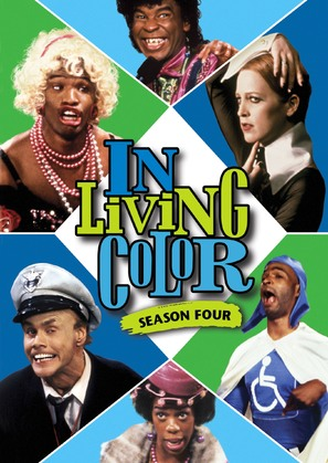 """In Living Color"" - DVD movie cover (thumbnail)"