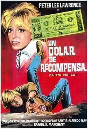 Un dólar de recompensa