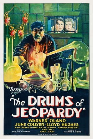 The Drums of Jeopardy - Movie Poster (thumbnail)