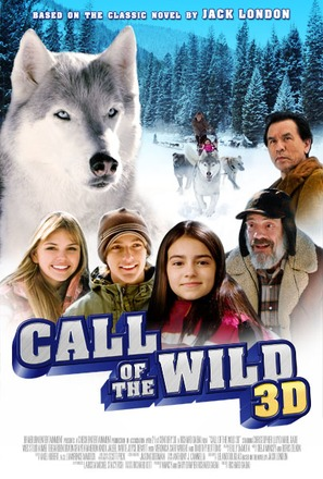 Call of the Wild - Movie Poster (thumbnail)