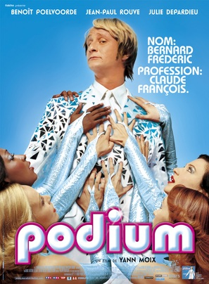 Podium - French Movie Poster (thumbnail)