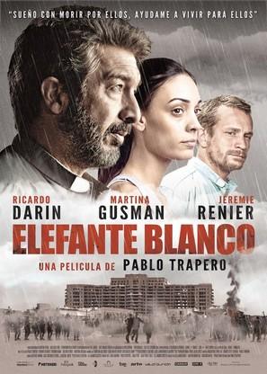 Elefante blanco - Argentinian Movie Poster (thumbnail)