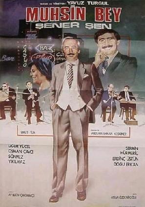 Muhsin Bey - Turkish Movie Poster (thumbnail)