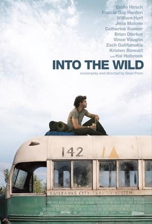 Into the Wild - Movie Poster (thumbnail)