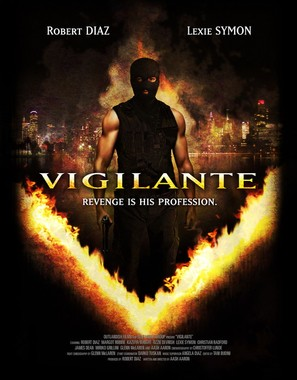 Vigilante - Movie Poster (thumbnail)