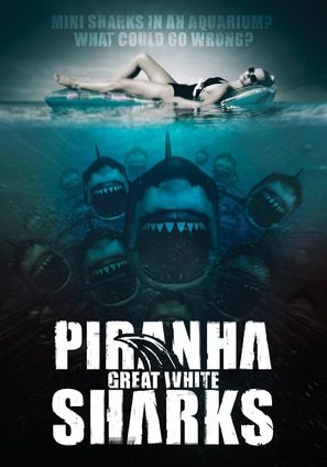 Piranha Sharks - Movie Poster (thumbnail)