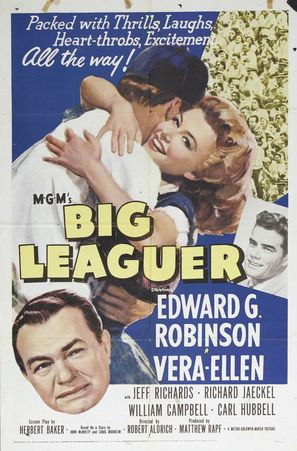 Big Leaguer - Movie Poster (thumbnail)