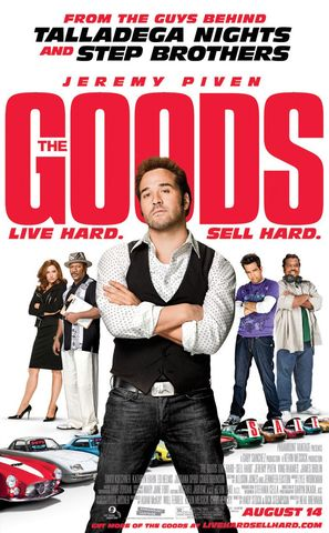 The Goods: Live Hard, Sell Hard - Movie Poster (thumbnail)