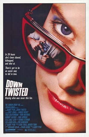 Down Twisted - Movie Poster (thumbnail)