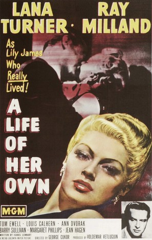 A Life of Her Own - Movie Poster (thumbnail)