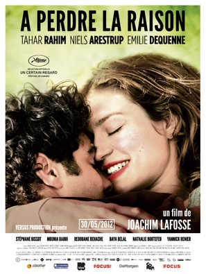 A perdre la raison - Belgian Movie Poster (thumbnail)