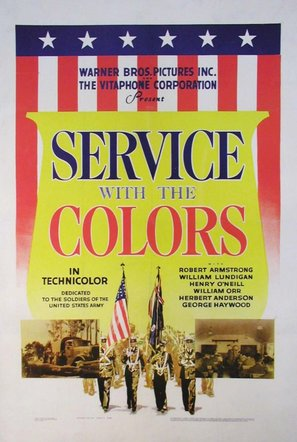 Service with the Colors