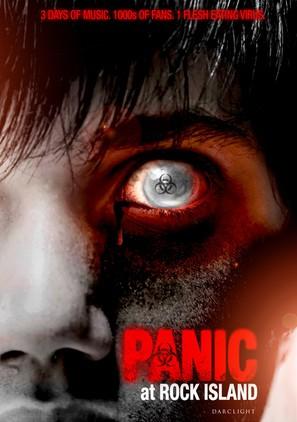 Panic at Rock Island - Australian Movie Poster (thumbnail)