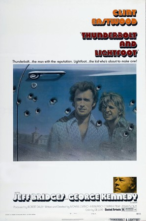 Thunderbolt And Lightfoot - Movie Poster (thumbnail)