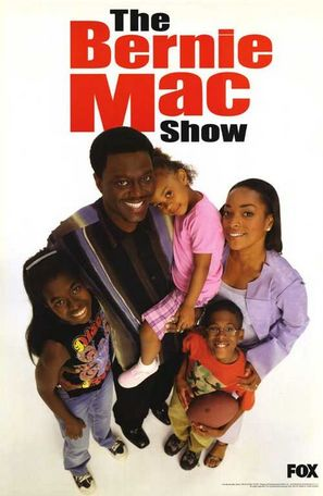 """The Bernie Mac Show"" - Movie Poster (thumbnail)"