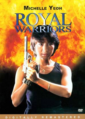 Royal Warriors - DVD cover (thumbnail)