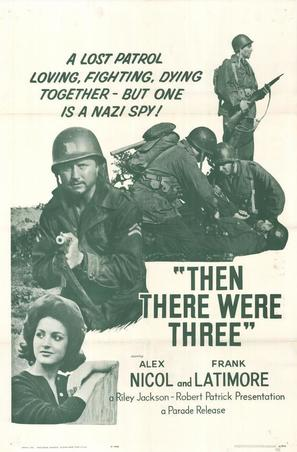 Then There Were Three - Movie Poster (thumbnail)