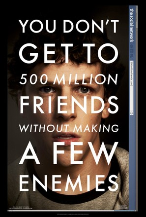 The Social Network - Movie Poster (thumbnail)