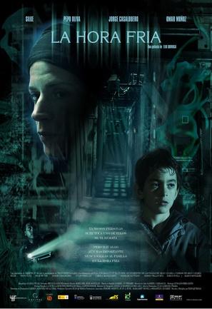 La hora fría - Spanish Movie Poster (thumbnail)