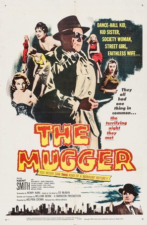 The Mugger - Movie Poster (thumbnail)