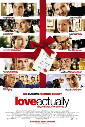 Love Actually - Movie Poster (thumbnail)