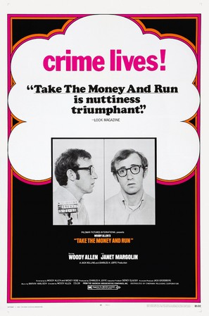 Take the Money and Run - Movie Poster (thumbnail)