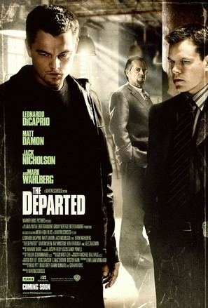 The Departed - Movie Poster (thumbnail)