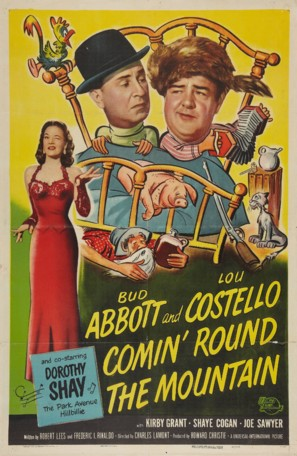 Comin' Round the Mountain - Movie Poster (thumbnail)
