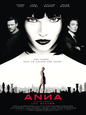 Anna - French Movie Poster (thumbnail)