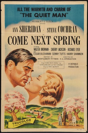 Come Next Spring - Movie Poster (thumbnail)