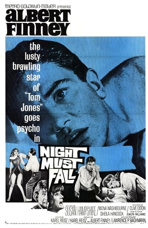 Night Must Fall - Movie Poster (thumbnail)