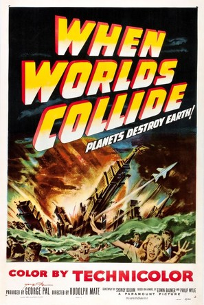 When Worlds Collide - Movie Poster (thumbnail)