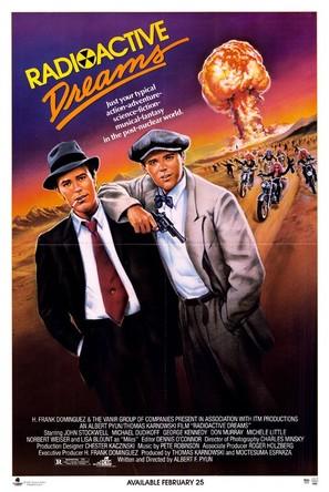Radioactive Dreams - Movie Poster (thumbnail)