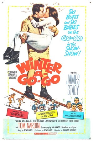 Winter A-Go-Go - Movie Poster (thumbnail)