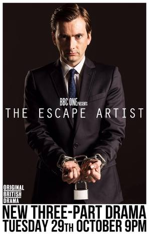 """The Escape Artist"" - British Movie Poster (thumbnail)"