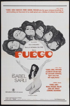 Fuego - Movie Poster (thumbnail)