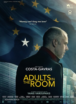 Adults in the Room - French Movie Poster (thumbnail)