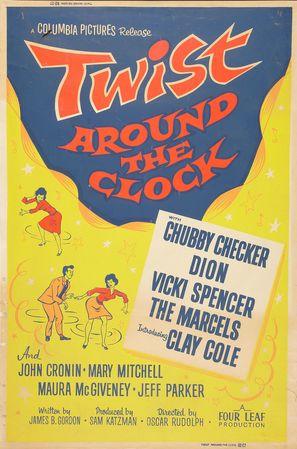 Twist Around the Clock - British Movie Poster (thumbnail)