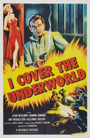 I Cover the Underworld - Movie Poster (thumbnail)
