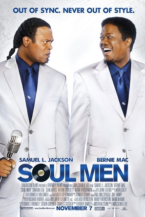 Soul Men - Movie Poster (thumbnail)