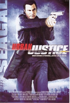Urban Justice - Movie Poster (thumbnail)