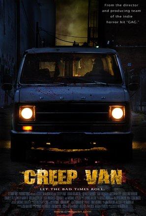 Creep Van - Movie Poster (thumbnail)