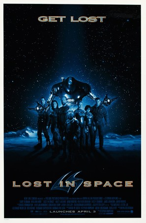 Lost in Space - Movie Poster (thumbnail)